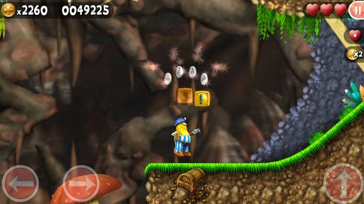 Incredible Jack: Jumping & Running (Offline Games) apkpoly screenshots 3