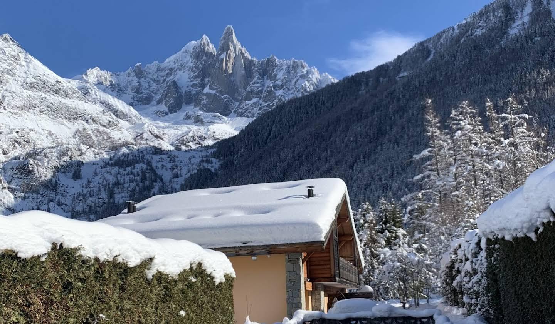 Chalet Chamonix-Mont-Blanc