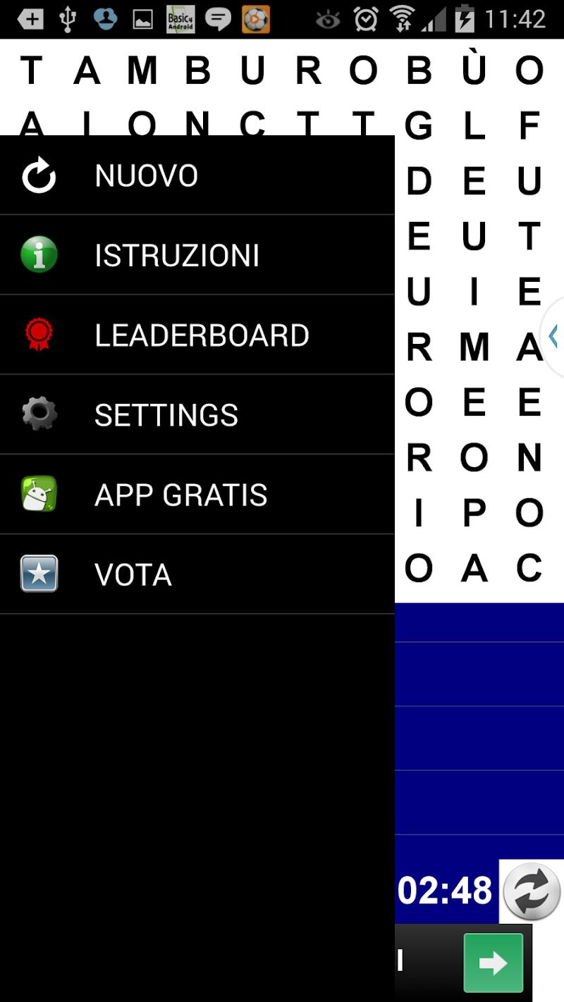 Скриншот CruciPuzzle Mania