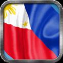 Philippine Flag Live Wallpaper icon