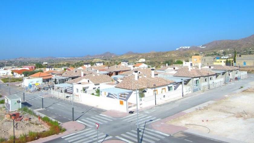 Promoción de viviendas en Turre.