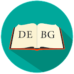 German-Bulgarian Dictionary Icon