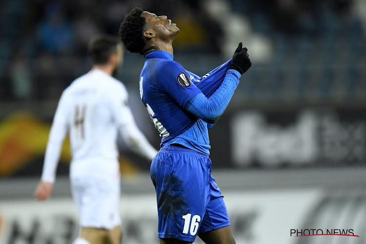 Transferts : Jonathan David (La Gantoise) signe à Lille pour 27 millions d'euros