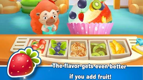 ... Baby Panda, Ice Cream Maker - Chef & Dessert ...