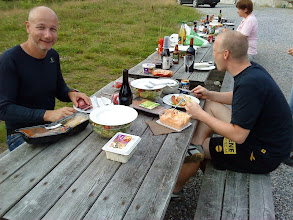 Photo: Thomas , Eldbjørg og Ronnie