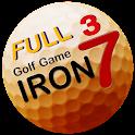 IRON 7 THREE Golf Game FULL icon