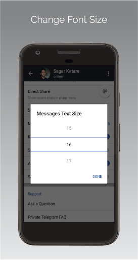 Download Private -Telegram Google Play softwares