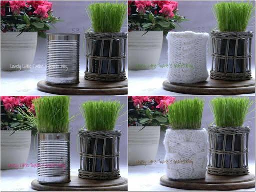 DIY Tin Cans Crafts