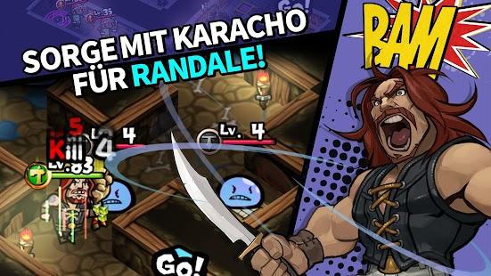 Karachokrieger - Puzzle RPG Screenshot