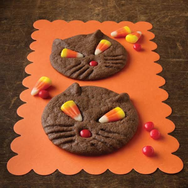 Black Cat Cookies Recipe