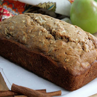 Spiced Apple Walnut Loaf