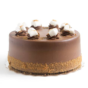 """S'mores Cake (Whole Cake 7"""")"""