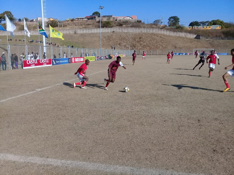 The Eastern Cape province was taken out of the SAB League U21 National Championships after losing 1-0 to Limpopo in their forth game at the King Zwelithini Stadium in Umlazi outside Durban.