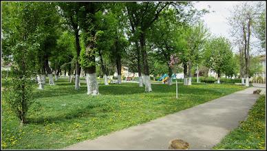 Photo: Calea Victoriei - Parcul din Mr.I - 2017.04.28