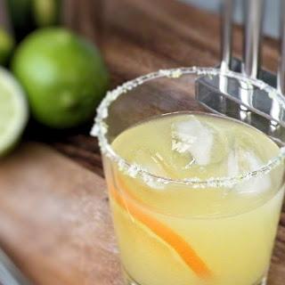 Triple Citrus Margarita.