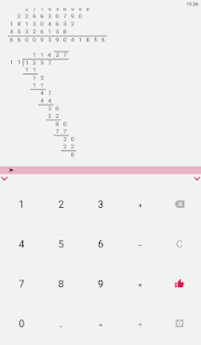 Download Long division calculator For PC Windows and Mac apk screenshot 16