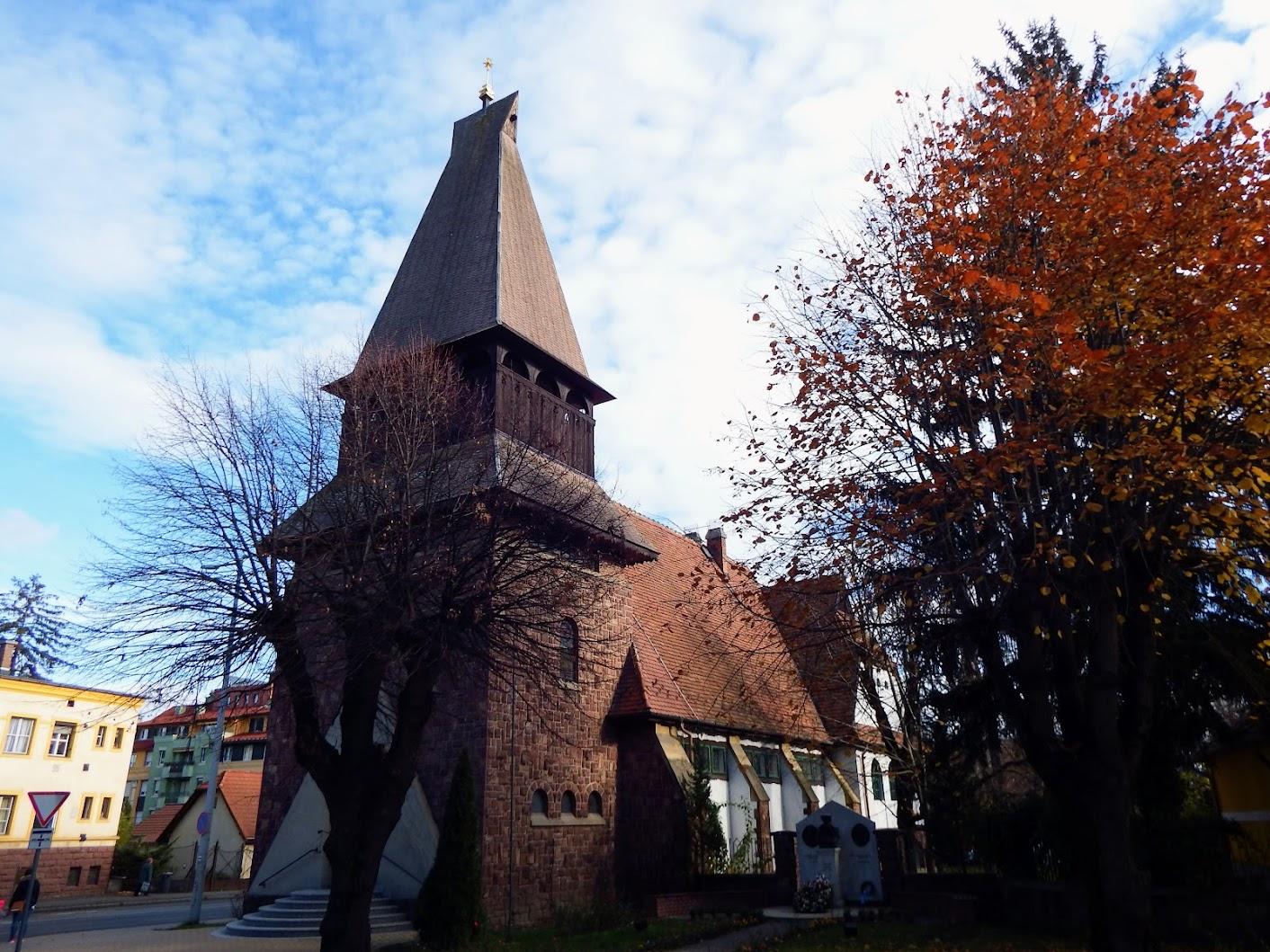 Zalaegerszeg - református templom