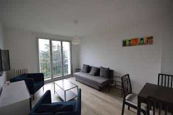 Appartement meublé 2 pièces 41,56 m2