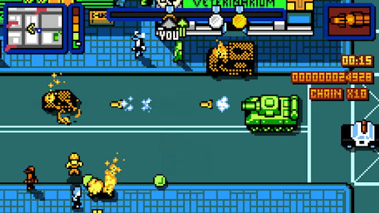 Retro City Rampage DX- screenshot thumbnail