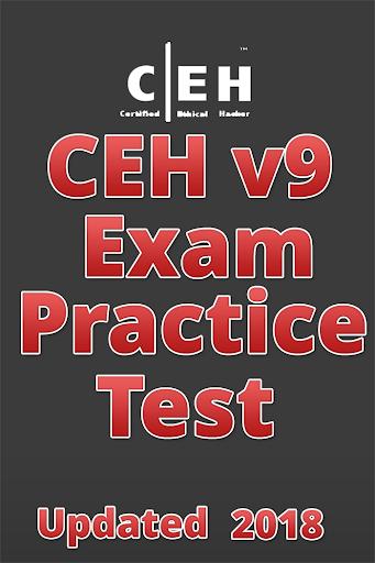 CEH v9 - FREE EXAM PREPARATION TEST screenshot 1