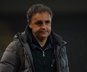 Emilio Ferrera en discussion avec un club de Pro League