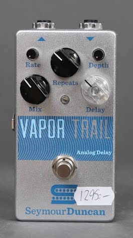 Seymour Duncan Vapor Trail Delay USED. Very good condition.
