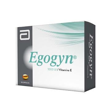 Egogyn 1000 UI Cápsulas   Caja x30cap GYNOPHARM VITAMINA E