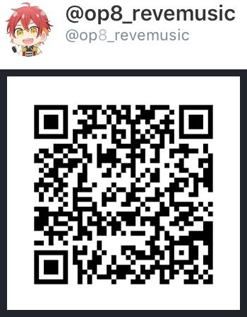 【画像】オーピーエイト公式LINEQRコード