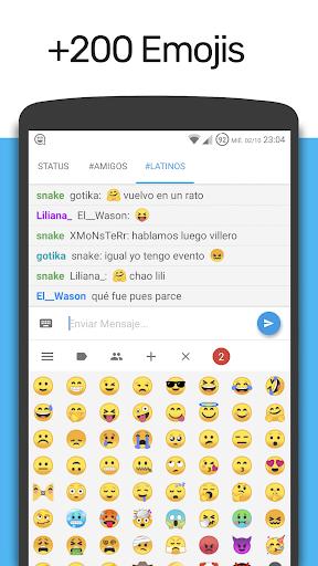 latin chat - chat latino screenshot 3