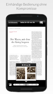 NZZ Fokus screenshot 2