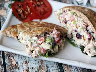 Flavorfully Fantastic Chicken Salad Sandwich Recipe