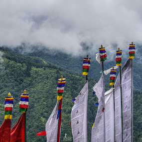by Sandip Banerjee - Artistic Objects Other Objects ( mountain )