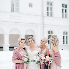 Hääkuvaaja Annika Liinanki (AnnikaLiinanki). Kuva otettu 19.12.2018