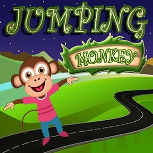 Jumping Monkey free game for Android
