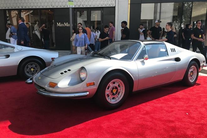 1973 Ferrari Dino Hire Miami