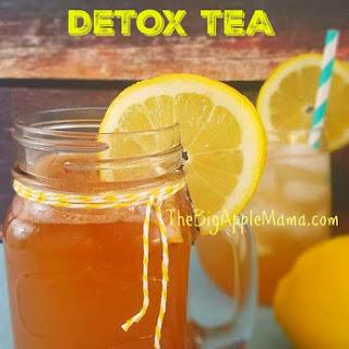 DIY Detox Tea recipe for Healthy Body and Glowing Skin