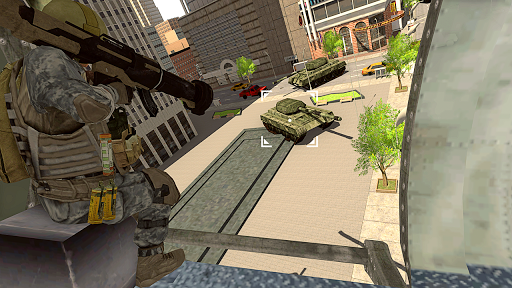 Air Force Shooter 3D - Helicopter Games 9.5 screenshots 5