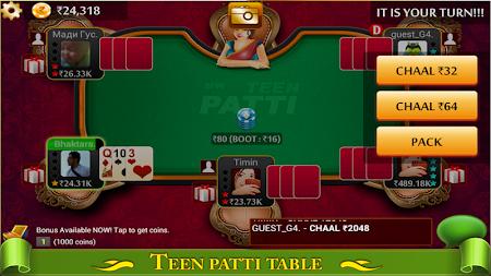 Teen Patti King - Flush Poker 7.4 screenshot 253154