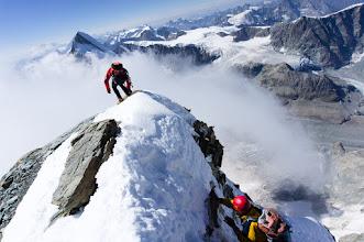 Photo: střídačka na vrcholu :)