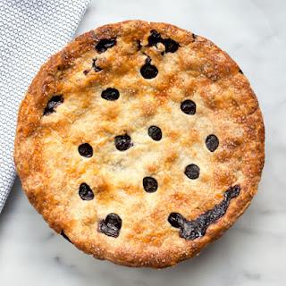 Blueberry Lemon Pie