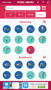 Yoga Poses :Yoga asanas videos Apk  Download For Android 4