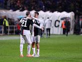 La Juventus enregistre deux retours importants pour la finale de la coupe d'Italie