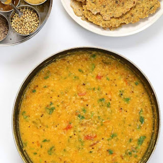 DAL FRY - SPICED INDIAN LENTIL SOUP