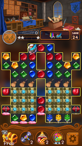 Jewels Magic Kingdom: Match-3 puzzle 1.2.8 screenshots 6