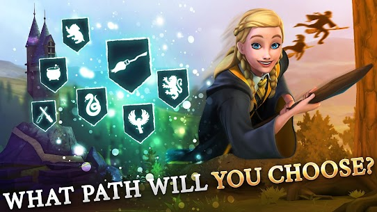 Harry Potter: Hogwarts Mystery MOD 1.6.0 (Unlimited Energy) Apk 7