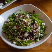 Quinoa & Arugula Salad