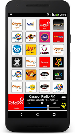 Radio Colombia screenshots 1