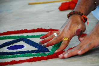 Photo: creative hands