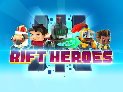 Rift Heroes Screenshot