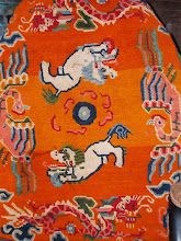 Photo: Tibetan saddle bag ...